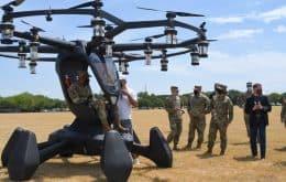 Força Aérea dos Estados Unidos quer usar carros voadores já em 2023