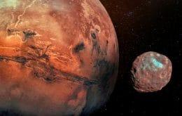Antes dos EUA e da China, Japão quer trazer amostras de solo de lua de Marte até 2029
