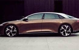 Lucid establece un récord: el coche eléctrico recorre más de 830 km con una sola carga de batería