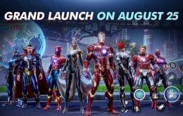 El juego de rol de acción de mundo abierto de Marvel llega a los dispositivos móviles