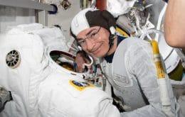 Astronauta explica problema de salud que pospuso caminata espacial