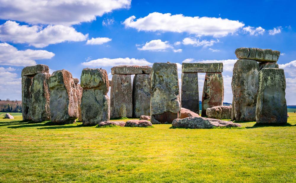 Monumento Stonehenge 1