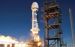 Blue Origin marca data para a próxima missão suborbital