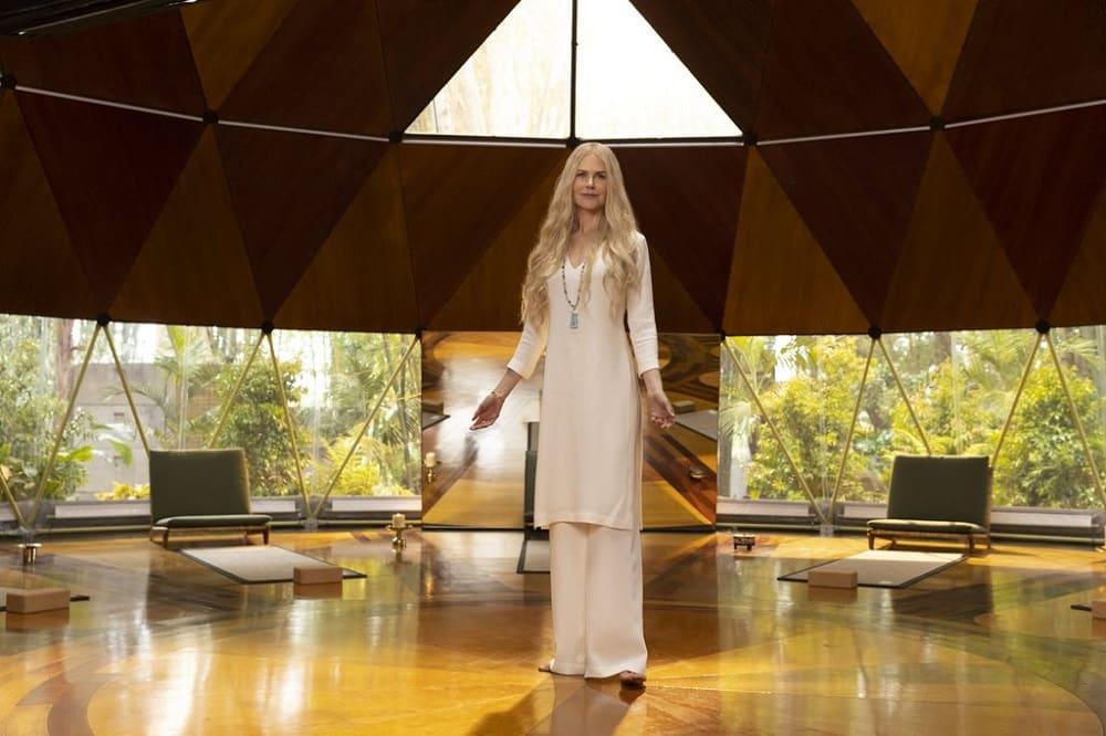 Nicole Kidman - Nove Desconhecidos - Hulu