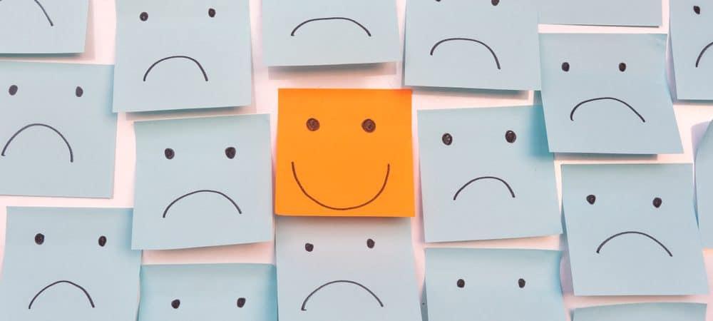 Positividade tóxica' pode aumentar riscos de depressão e ansiedade - Olhar  Digital
