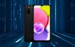 Galaxy A03s: Samsung lança smartphone básico, mas com preço baixo