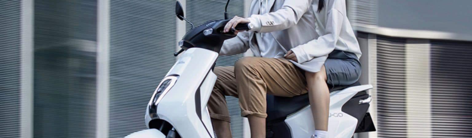 moto elétrica honda