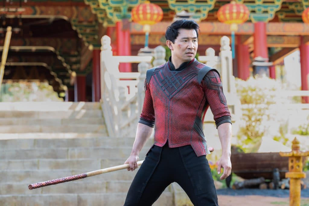 Siu Liu como Shang-Chi