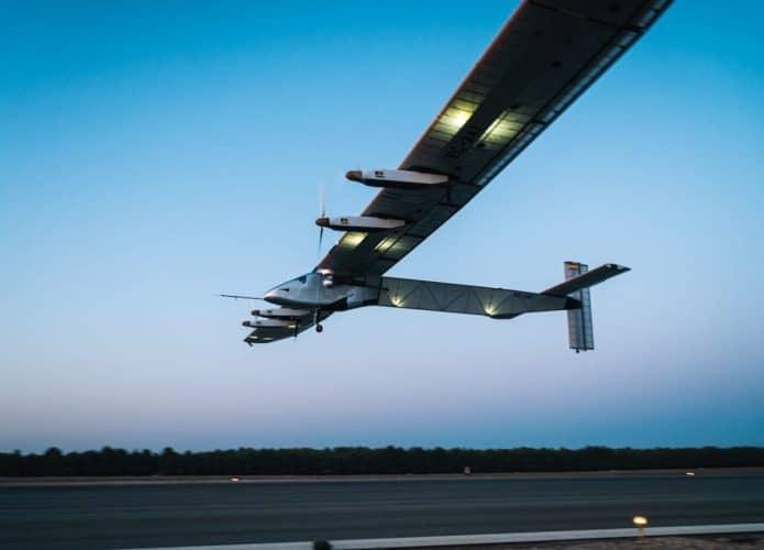 Avião Solar Impulse 2