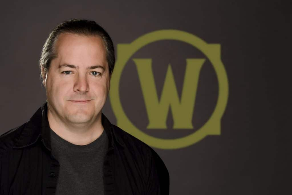 """Após polêmica, presidente da Blizzard deixa empresa para """"buscar novas oportunidades"""". Imagem: Kotaku/Montagem/Reprodução"""