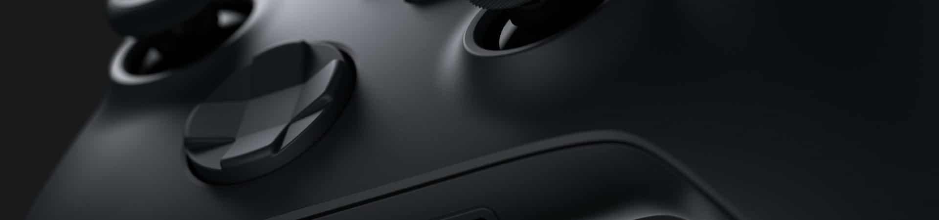 controle do Xbox Series X S