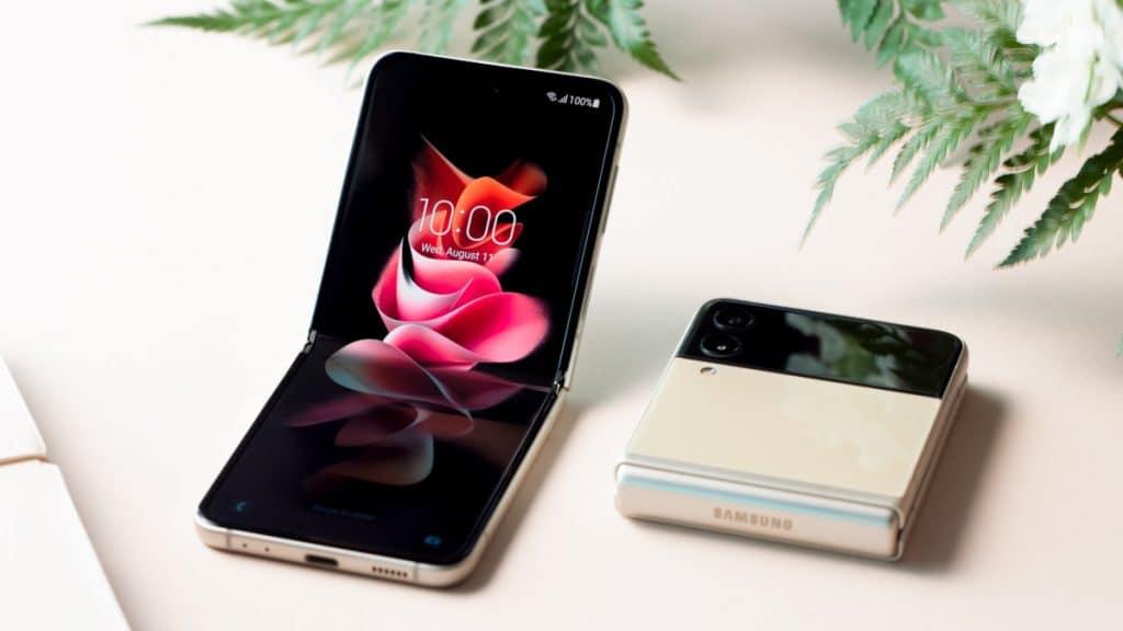 Galaxy Z Flip 3 (Imagem: divulgação/Samsung)
