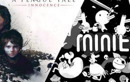 'A Plague Tale: Innocence' e 'Minit' são os jogos grátis da semana na Epic Store