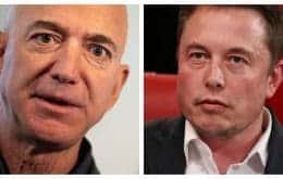 De novo: Blue Origin processa, e contrato da Nasa com a SpaceX congela pela segunda vez