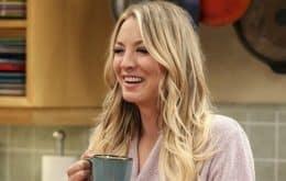 Kaley Cuoco deseja reunião de 'The Big Bang Theory' aos moldes do especial de 'Friends'