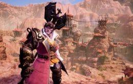 MMORPG 'Bless Unleashed' está disponível grátis para PC