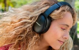 Bose lança novos fones QuietComfort 45 com bateria que dura até 24 horas