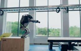 Ousadia robótica: robôs da Boston Dynamics agora praticam parkour