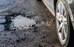 Inteligência artificial é usada para detectar buracos nas estradas