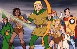 Brasileiro cria jogo gratuito de 'Caverna do Dragão'