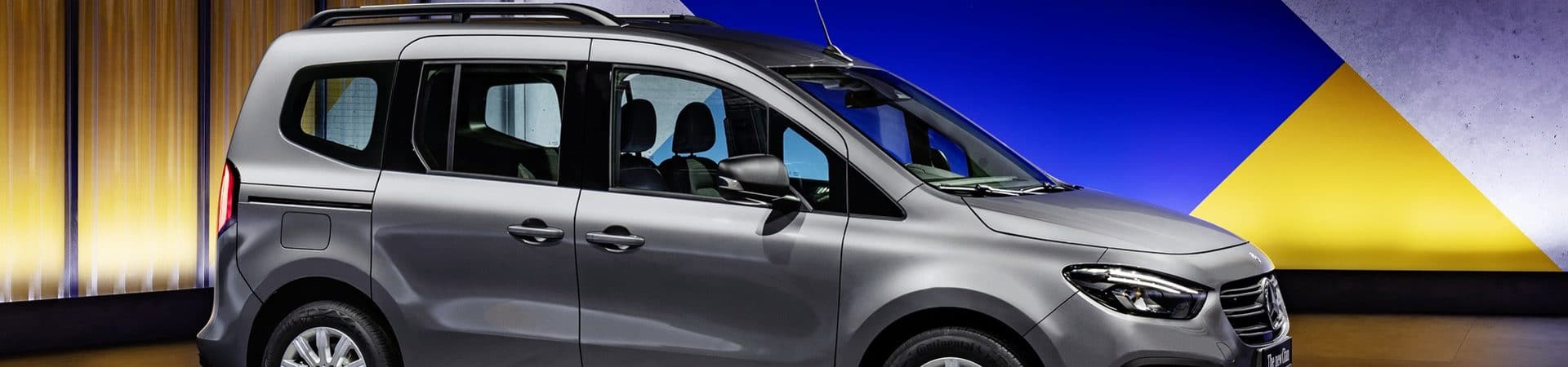 Citan, a última van não elétrica da Mercedes-Benz