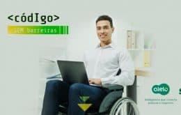 Alelo cria programa para aumentar a diversidade de pessoas com deficiência na empresa