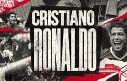 Cristiano Ronaldo no Manchester United bomba na web após contratação