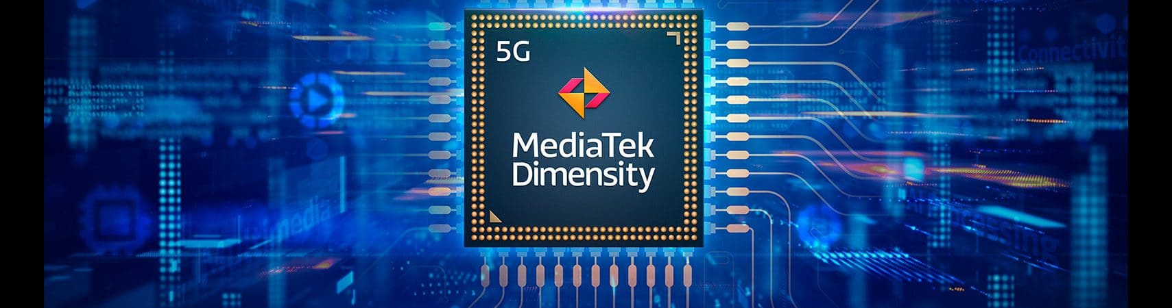 MediaTek apresenta linha de SoCs Dimensity 810 e 920. Divulgação: MediaTek