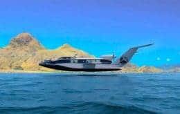 Ecranoplano: conheça o avião que voa baixinho sobre as águas