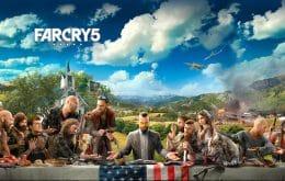 'Far Cry 5' é liberado de graça para todas as plataformas por tempo limitado