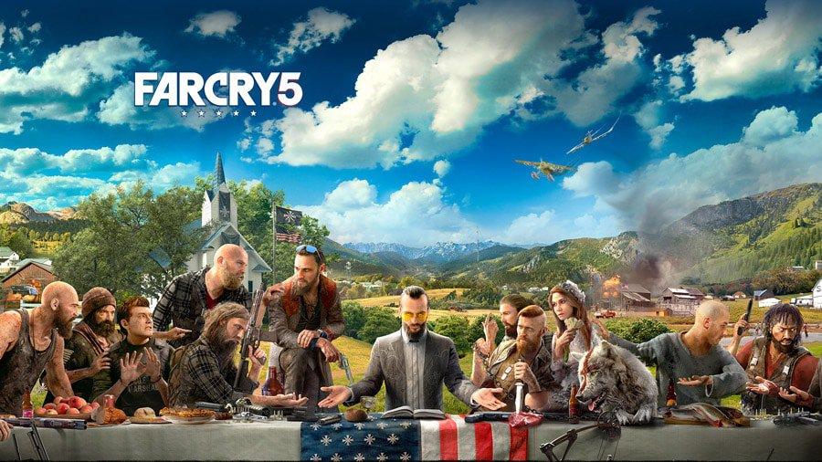 'Far Cry 5' é liberado de graça para todas as plataformas por tempo limitado. Imagem: Ubisoft/Divulgação