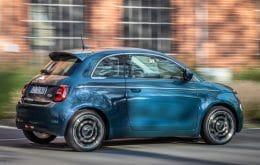 Fiat 500e: hatch 100% elétrico é lançado no Brasil