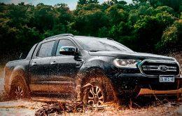 Ford confirma nuevo Ranger en Brasil y lanzamiento de Maverick en 2022
