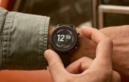 Fossil Gen 6 tem Snapdragon Wear 4100+, carregamento rápido e mais