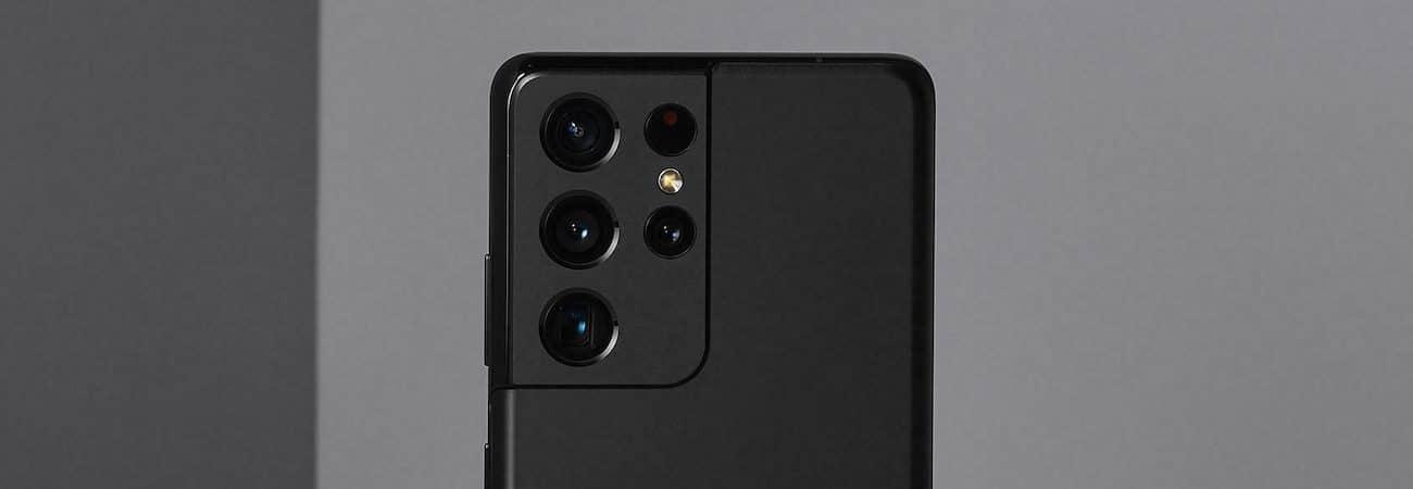 Galaxy S21 Ultra (Imagem: divulgação/Samsung)