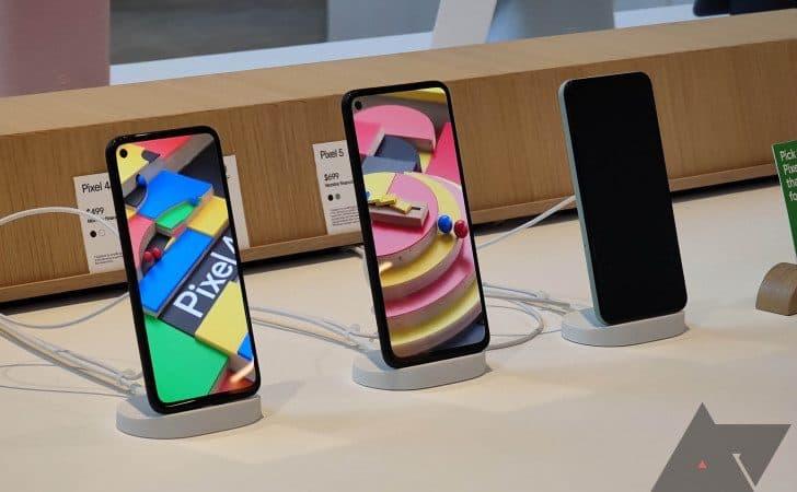 Smartphone Google Pixel 5a