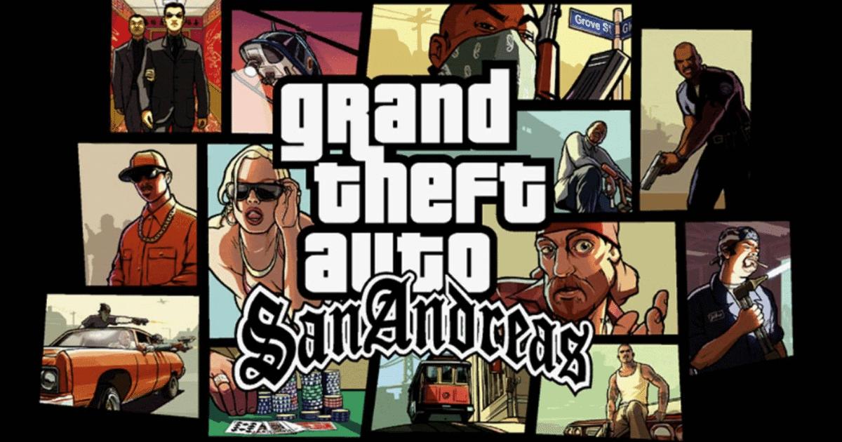 Remake de GTA San Andreas pode estar em desenvolvimento