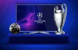 HBO Max exibe sorteio para a fase de grupos da UEFA Champions League