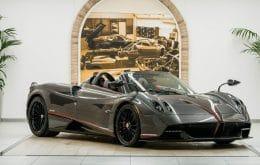 Arábia Saudita compra 30% da montadora italiana Pagani Automobili