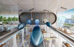 Trens a 1200km/h: Virgin Hyperloop apresenta vídeo de projeto comercial