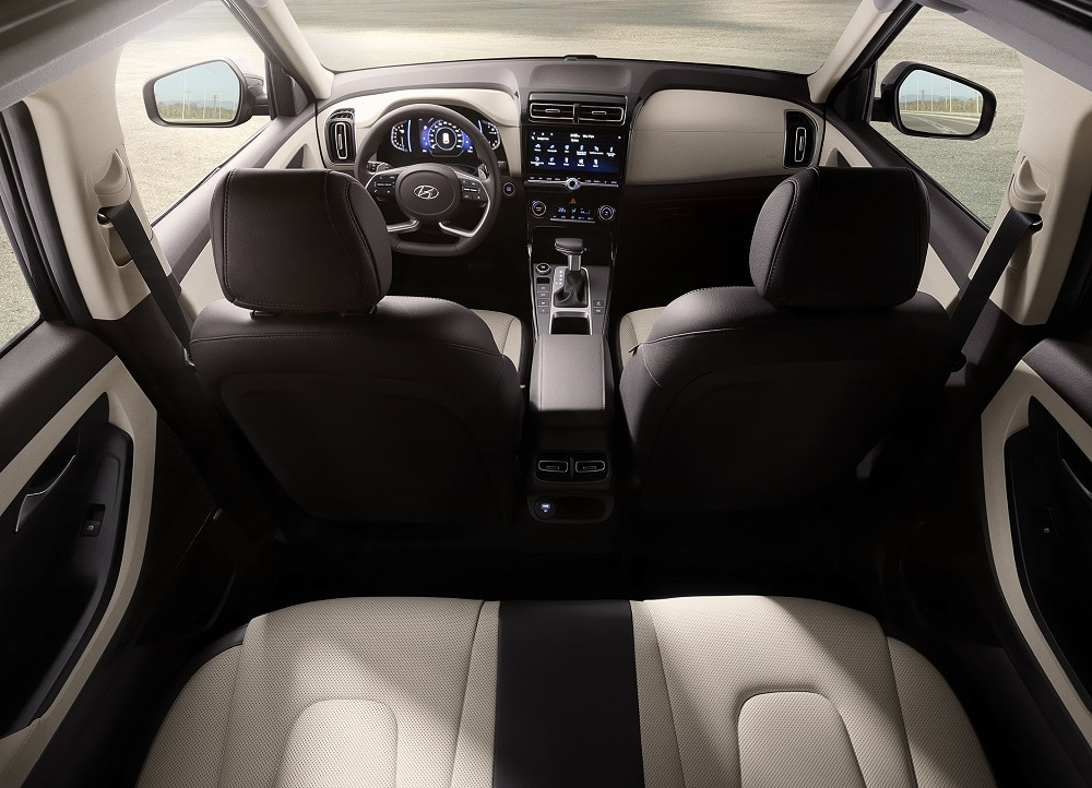 Imagem promocional do Hyundai Creta