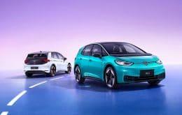 ID.3 tiene el primer lanzamiento de un salón de autos en China