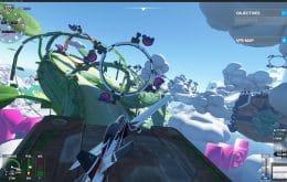 Mod transforma 'Flight Simulator' em 'Mario Kart'