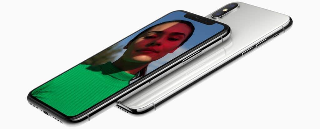 iPhone X (Imagem: divulgação/Apple)