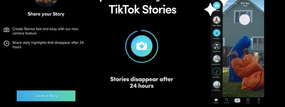 TikTok testa nova função copiada do Instagram