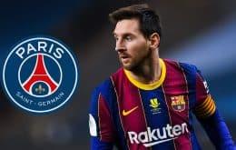 Criptomoeda do PSG dispara com a chegada de Messi