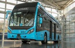 eO500U: Mercedes-Benz lanza el primer chasis eléctrico en Brasil