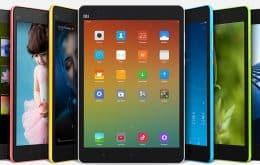 Depois de quatro anos, Xiaomi lança novo tablet da linha Mi Pad