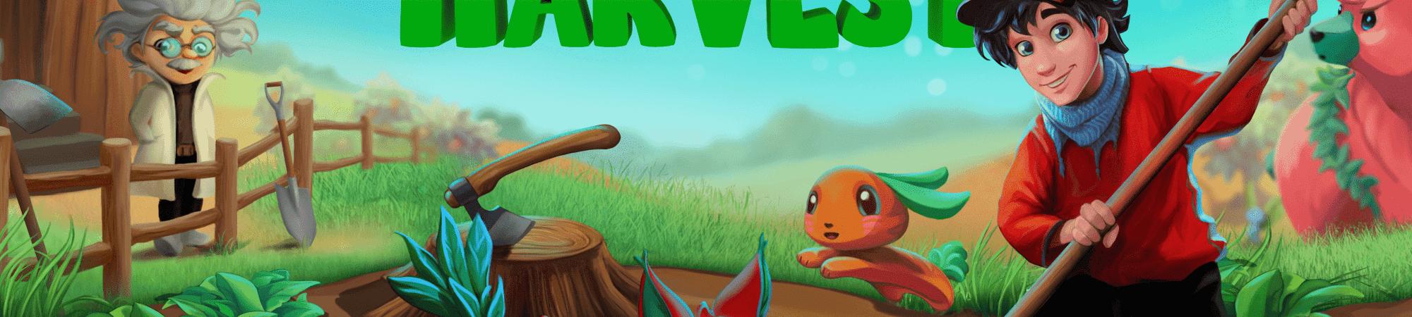 review monster harvest