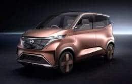 Nissan produz Kei Car elétrico em parceria com Mitsubishi